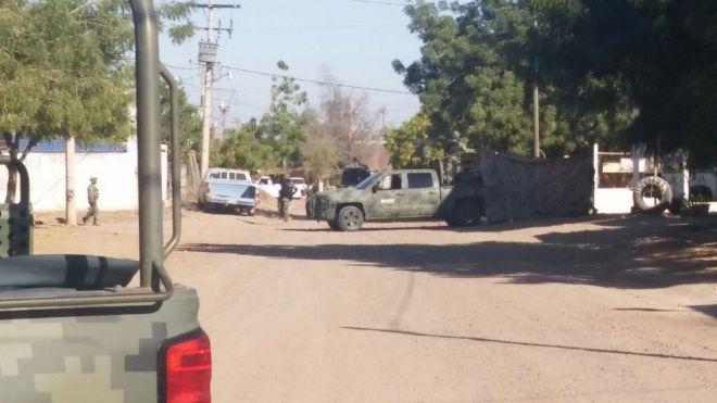 'Traen un chingo de armas', el terror que vivió familia en Sinaloa