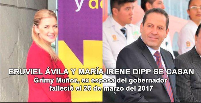 Eruviel Ávila utilizó avión oficial  para recoger a invitados a su boda
