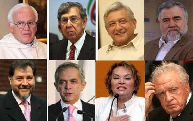 AMLO, Cárdenas, Julio Scherer, entre otros 'espiados desde hace años'
