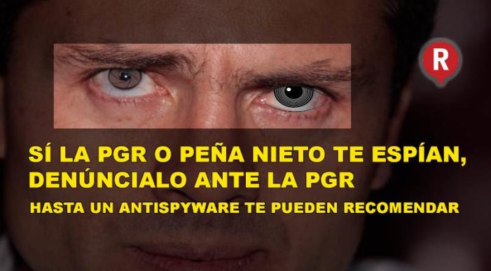 Gobierno de Peña gastó más en espiar periodistas que en protegerlos