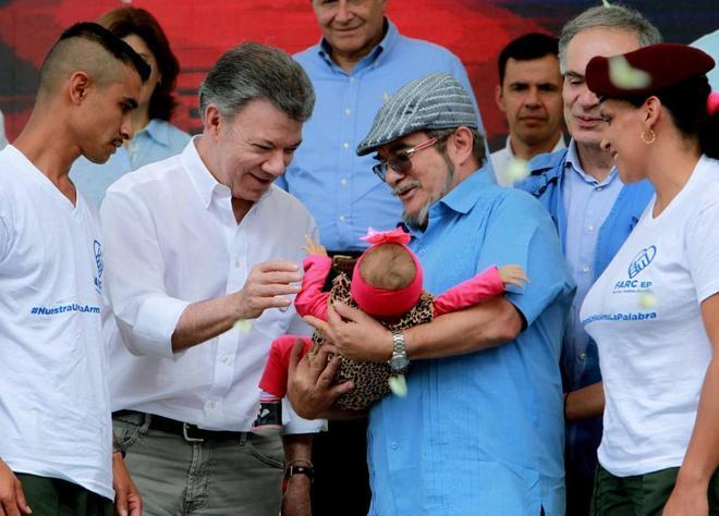 Las FARC dejan de ser guerrilla y serán partido político en Colombia