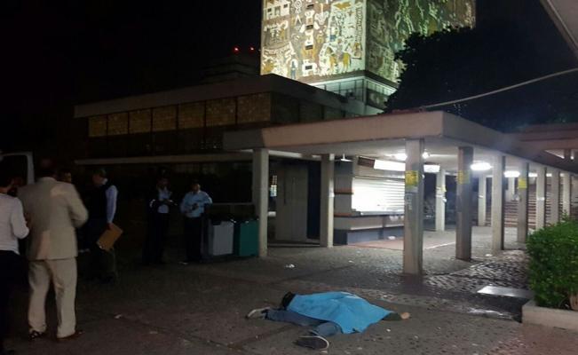 Muere sospechosamente joven en la Facultad de Filosofía UNAM