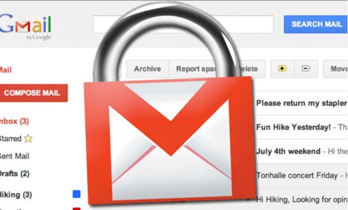 Gmail dejará de espiar a sus usuarios