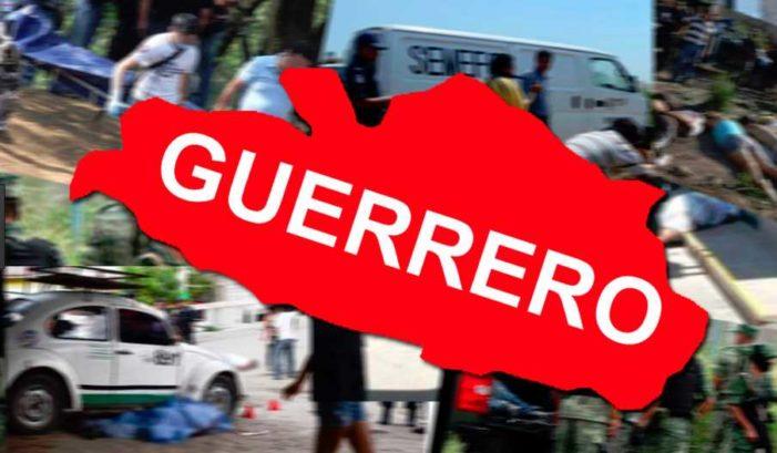 Guerrero el estado más violento de México: Investigación internacional