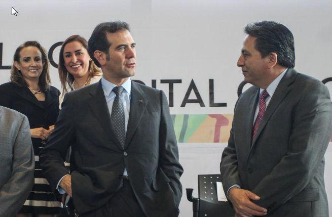 INE aprueba lineamientos sobre aparición de dirigentes partidistas en spots