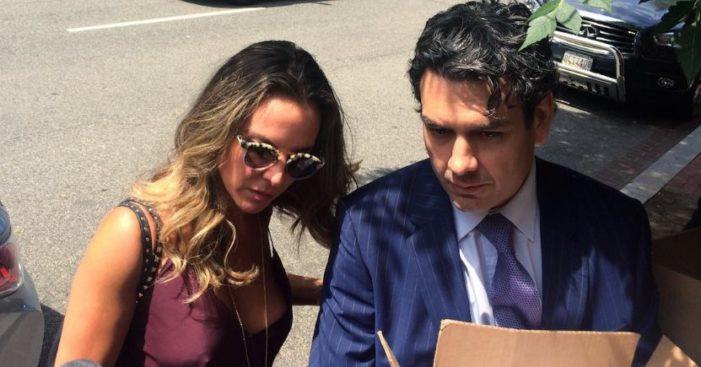 Kate del Castillo presenta denuncia contra el gobierno de Enrique Peña Nieto