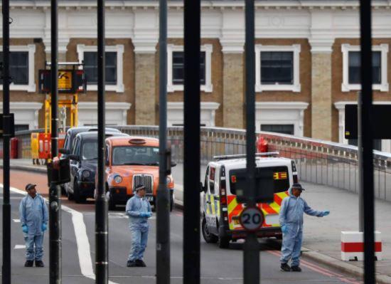 Estado Islámico se atribuye el ataque en Londres