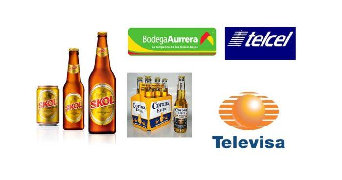 Las marcas más valiosas de América Latina en el mundo