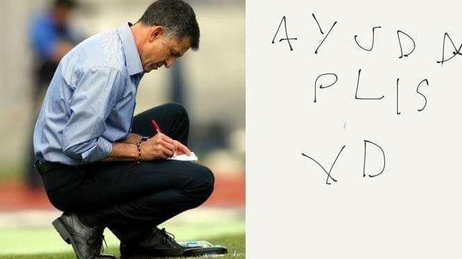 Memes del encuentro México ante Nueva Zelanda