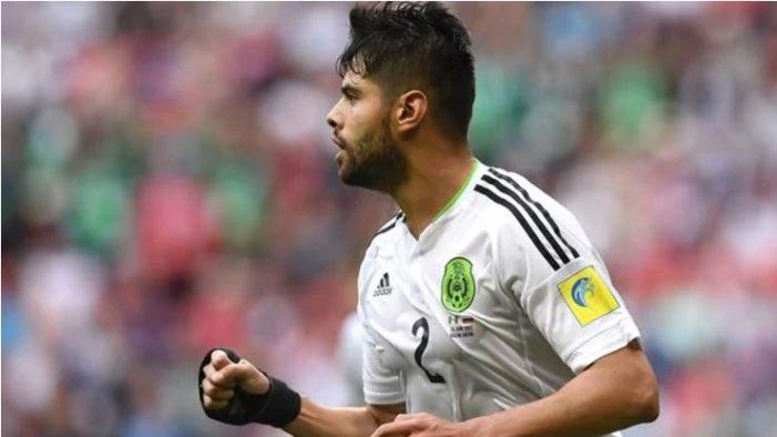México ganó a Rusia 2-1 y llega a las semifinales de la Copa Confederaciones