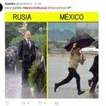 Los memes del encuentro México Vs Rusia