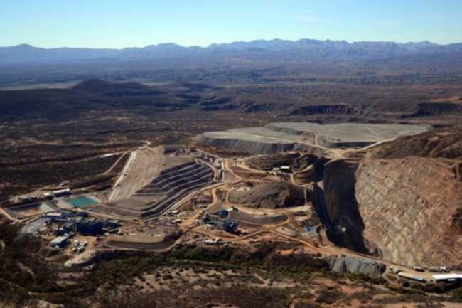 Joven minero muere intoxicado con cianuro en Sonora