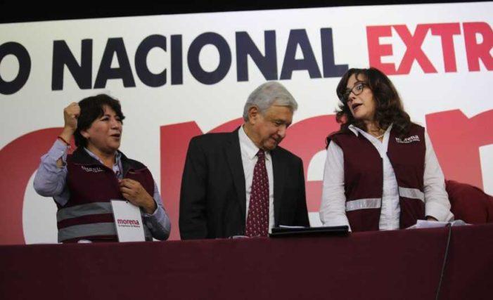Morena aprueba alianza con PT para elección presidencial de 2018