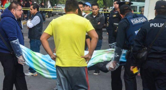 Una joven que fue violada y asesinada, es hallada en una cisterna en Iztacalco