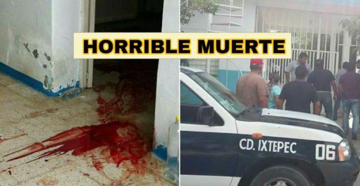 Ladrones atacan con ladrillos a dos mujeres en Oaxaca, una muere una