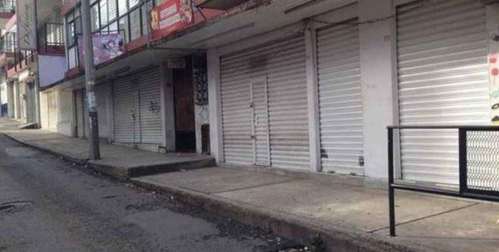 Cierran negocios por balaceras en Chilpancingo