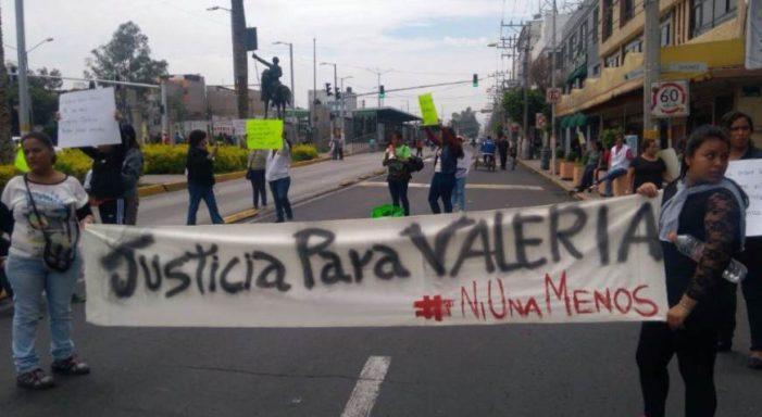 Habitantes de Nezahualcóyotl exigen justicia en caso de menor asesinada