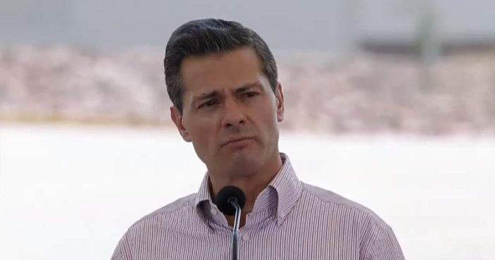 'Nadie ha sido lastimado por espionaje, yo he sido espiado, pero soy cuidadoso': Peña Nieto