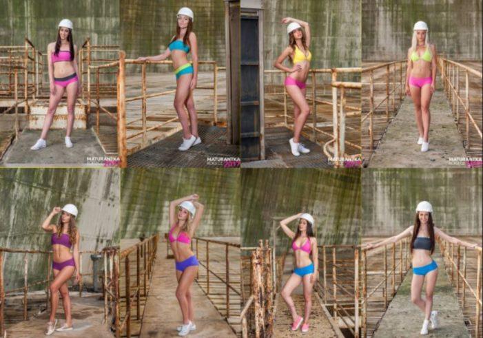 Planta nuclear implementa concurso de bikinis para contratar practicantes