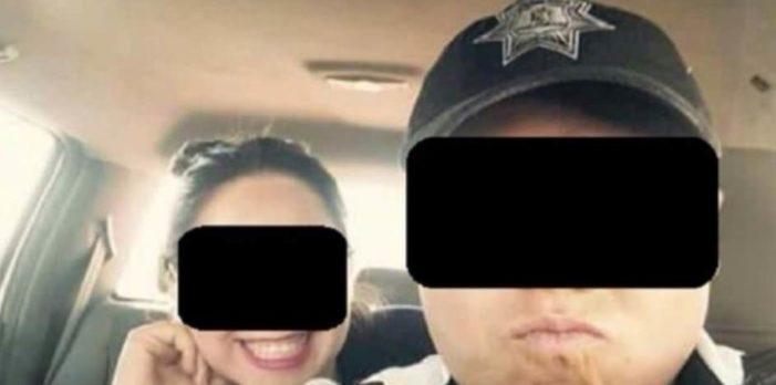 Captan a policías de Coahuila teniendo relaciones sexuales en oficinas