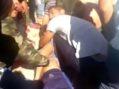 Destituyen a mandos policíacos en Michoacán por choque con normalistas de Tiripetío