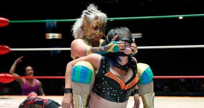 La luchadora mexicana, Princesa Sugehit participará en torneo de WWE