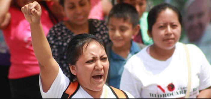 Pueblo zoque gana batalla contra Reforma Energética