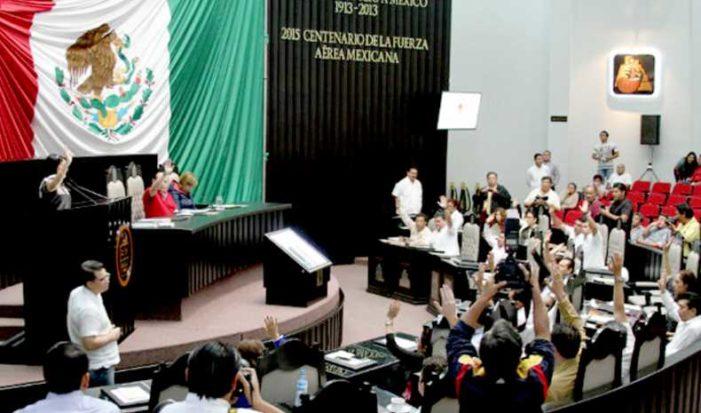 Diputados de Quintana Roo eliminan fuero a funcionarios, incluido el gobernador