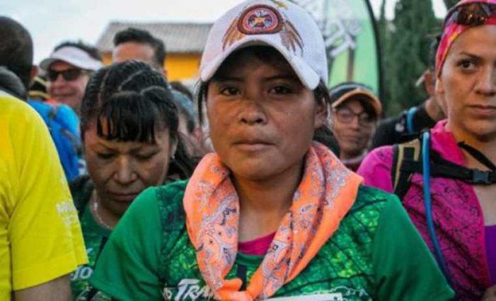 Lorena Ramírez, la primera mujer rarámuri que correrá en Europa