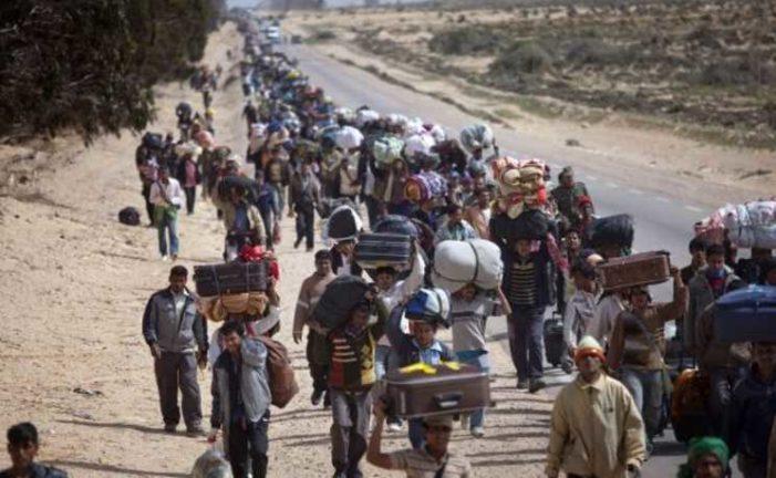 Se vive la peor crisis mundial de refugiados