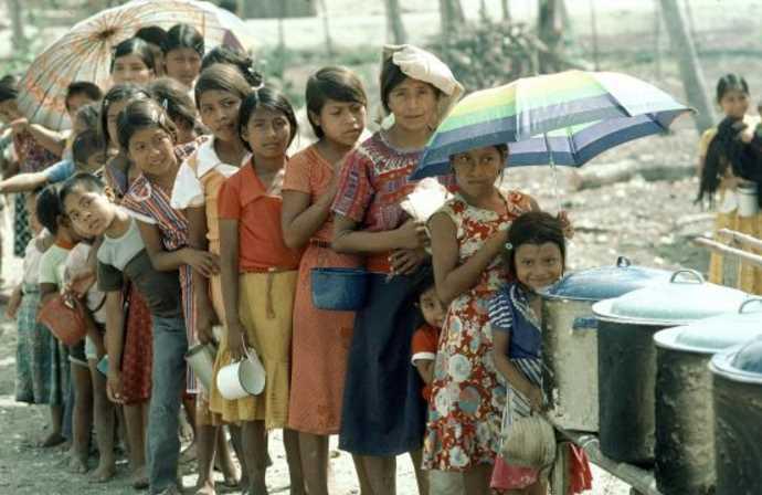 406 guatemaltecos desplazados piden asilo al gobierno mexicano