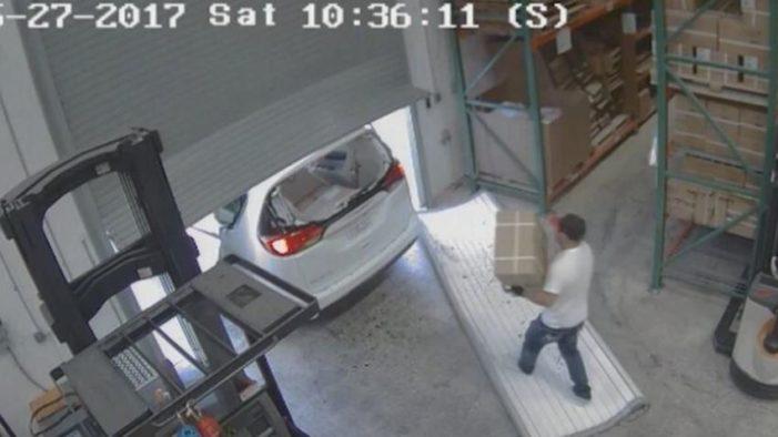 Ladrones roban 30 mil condones y varios juguetes sexuales