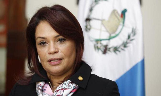 EU pide extradición de exvicepresidenta de Guatemala por supuestos vínculos con los Zetas