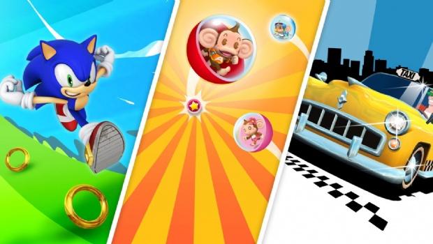 Los videojuegos de SEGA ya se pueden jugar en teléfonos móviles