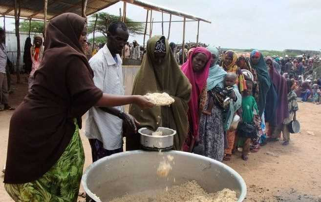 Pelea por  alimentos deja 14 mertos en Somalia
