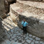 Majestuoso templo de Ehécatl es descubierto en el Templo Mayor