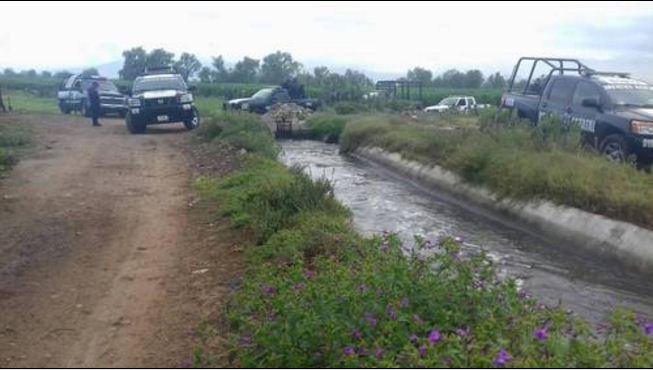 En Hidalgo presuntos policías y militares acaparan agua para terratenientes