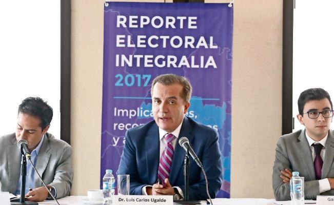 Morena es una alternativa real en 2018: Ugalde