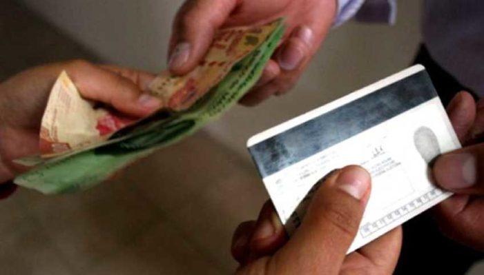 Detienen recolector de credenciales de elector en Nayarit