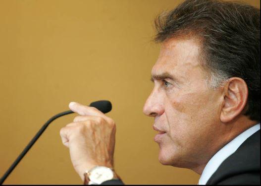 Yunes asegura que PGR le dará permiso de declarar en contra de Duarte