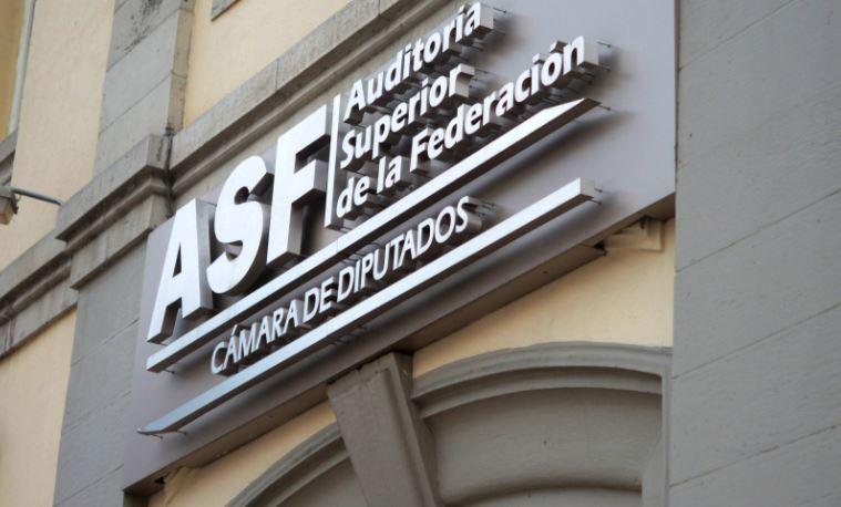 Comisión de Vigilancia de la Auditoría Superior de la Federación ASF pri carnal