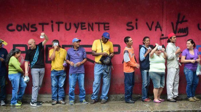 Crónica desde Caracas: en el preámbulo del infierno
