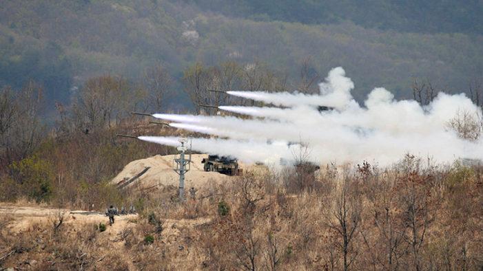 EU y Corea del Sur realizan ejercicios militares ante amenaza Norcoreana