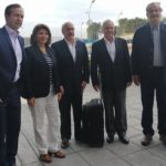 Fox llega a Venezuela para apoyar consulta opositora
