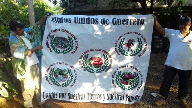 Campesinos, ganaderos y productores crean policía comunitaria en Guerrero