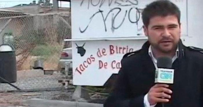 Asesinan a reportero en Baja California; van 8 periodistas en el año