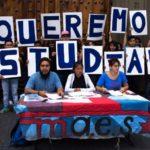 Estudiantes rechazados piden incluir a UACM y ENAH en negociación