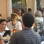 Barrales frecuentaba restaurantes exclusivos cerca de su departamento en Miami
