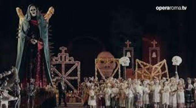Ópera en Roma desata la furia del gobierno de Peña Nieto