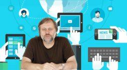 Slavoj Zizek: 'Las máquinas están cambiando lo que significa ser humano'
